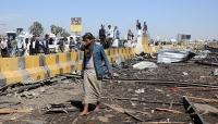 """""""وأعينهم تفيض من الدمع"""".. معاناة اليمنيين تدخل سنة خامسة حرب"""
