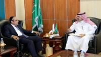 آل جابر: 805 مليون دولار إجمالي الدعم السعودي للسلع الأساسية باليمن