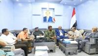 وزارة الداخلية تحذر من الاعتداء على أراضي الدولة والمواطنين في لحج
