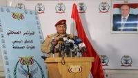 الجيش: الحسم العسكري الطريق الأنسب لتجنيب الشعب اليمني المزيد من جرائم الحوثي