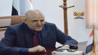 قيادي إصلاحي يدعو محافظ تعز للعودة إلى المدينة والإشراف على جهود فرض الأمن
