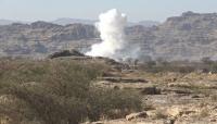 """قوات الجيش تتقدم في أولى مناطق مديرية """"الحشوة"""" بمحافظة صعدة"""