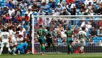 ريال مدريد يُنهي موسمه السيئ بهزيمة أمام ريال بيتيس