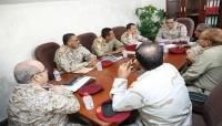 """توجيهات حكومية بتفعيل الكلية العسكرية ومعهد القيادة والأركان بـ""""عدن"""""""