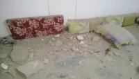 تعز: ميليشيا الحوثي الانقلابية تقصف الأحياء السكنية وإصابة شاب وطفلة