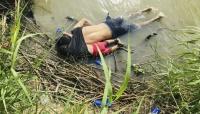 صورةٌ صادمةٌ لطفلة ماتت مع والدها على الحدود الأمريكية المكسيكية