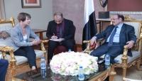 ألمانيا تجدد تأكيد موقها الداعم لليمن وإنهاء معاناته الإنسانية