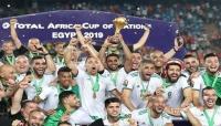 المنتخب الجزائري يتوج بلقب أمم أفريقيا