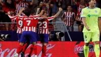 أتليتيكو مدريد يفوز بصعوبة على خيتافي