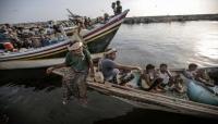هيومن رايتس: مقتل 47 صياد يمني في هجمات للتحالف العربي