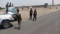 أبين: تسليم معسكر الشرطة العسكرية لقيادته السابقة بناء على اتفاق رعته السعودية