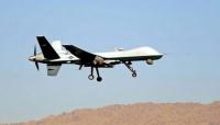 درونز أمريكية تستهدف منزلاً يسكنه قيادي في القاعدة بمأرب