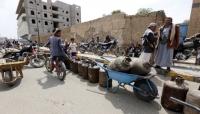 صنعاء: أزمة خانقة في الغاز المنزلي لليوم الثالث على التوالي
