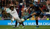 إصابة مارسيلو تهدد مشاركته في مباراة ريال مدريد وسان جرمان
