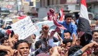 احتجاجات مناهضة للإمارات بعدن.. والمليشيات تقمع المتظاهرين بالرصاص