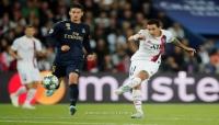 باريس سان جيرمان يسحق ريال مدريد بثلاثية نظيفة