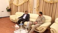 حضرموت: مقتل قائد التحالف العربي وأربعة آخرين بانفجار عبوة ناسفة في شبام
