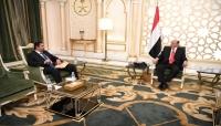 """الرئيس هادي يشيد بجهود السلطة المحلية بشبوة في إخماد """"الفتنة"""""""