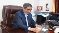 محافظ حضرموت يعلن وقف تصدير النفط لحين استجابة الحكومة لمطالبه