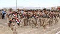 مقتل ضابط رفيع وأربعة جنود في هجوم صاروخي استهدف اجتماع عسكري بمأرب (اسماء)