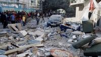 الهدوء يعود إلى غزة بعد مقتل العشرات من المدنيين وتدمير 30 منزلا خلال يومين