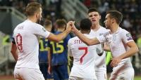 إنجلترا المتأهلة تنهي مشوار التصفيات بفوز كبير على كوسوفا