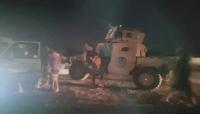 اندلاع اشتباكات عنيفة بين عناصر الانتقالي ومسلحين في أحياء مدينة عدن (فيديو)