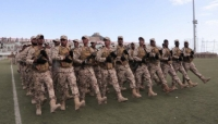 اللواء الرابع حماية رئاسية ينفي استلام أي مؤسسات حكومية في مدينة عدن