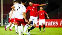 """مهاجم منتخبنا الوطني """"عمر الداحي"""" ضمن أبرز نجوم كأس آسيا"""