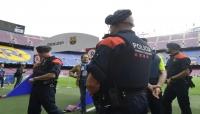 ثلاثة آلاف شرطي لحماية الكلاسيكو في برشلونة