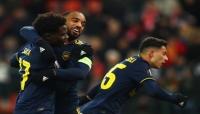 آرسنال المتعثر يقطع تذكرة عبور الدوري الأوروبي بتعادل إيجابي