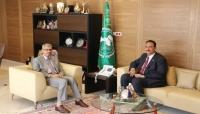 الثقافة العربية تبدي استعدادها للحفاظ على الآثار والمخطوطات اليمنية