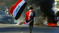 العراق: سقوط قتيلين أحدهما أصيب بقنبلة غاز في رقبته بمواجهات بين المتظاهرين والشرطة