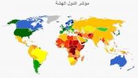 اليمن أكثر الدول هشاشة وأقلها سعادة على مستوى العالم
