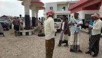 سقطرى: الامارات تفتعل أزمة مشتقات نفطية وتنشر أسواق سوداء خاصة