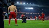 ليفربول يهزم مانشستر يونايتد وصلاح يكسر العقدة