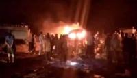 تنديد واسع بالهجوم الإرهابي الذي شنته ميليشيا الحوثي على مسجد بمأرب
