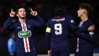 باريس سان جيرمان إلى ثمن نهائي كأس فرنسا