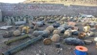 حجة: مقتل طفلة بانفجار عبوة خلفتها الميليشيا الحوثية في ميدي
