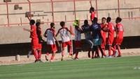 شعب حضرموت يكمل مربع المتأهلين إلى نصف نهائي الدوري التنشيطي