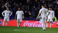 ريال مدريد يسقط أمام ليفانتي ويهدي برشلونة الصدارة