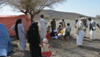 """""""مفوضية اللاجئين"""": 13% من اليمنيين نزحوا جراء الحرب وعملنا يقترب من نقطة الانهيار"""