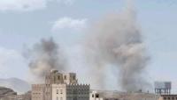 صنعاء: مقاتلات التحالف تشن غارات مكثفة على مواقع للحوثيين