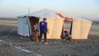 منظمة أممية تعلن توزيع مساعدات إغاثية على 10 آلاف نازح باليمن
