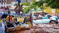 الأمم المتحدة: تضرر آلاف الأسر النازحة داخل اليمن جراء الأمطار