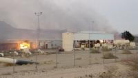 ميليشيا الحوثي تستهدف محطة لضخ النفط تابعة لشركة صافر غربي مأرب