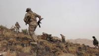 """مقتل وجرح العشرات من مليشيا الحوثي برصاص الجيش في """"نهم"""" و""""الجوف"""""""