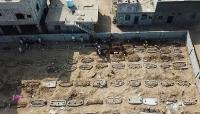 اللعنات تطارد اليمن.. مقابر في عدن تعج بالموتى من ضحايا فيروس كورونا