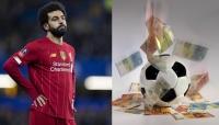 المصري صلاح رابع نجوم كرة القدم أجرا في العالم خلال 2020