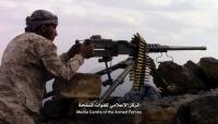 """صنعاء: مقتل عشرات الحوثيين في مواجهات مع الجيش وغارات للتحالف في """"نهم"""""""